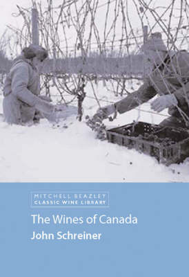 The Wines of Canada by John Schreiner image