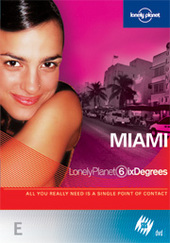 Lonely Planet Six Degrees Miami on DVD