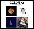 Coldplay Catalogue Set (4CD) by Coldplay
