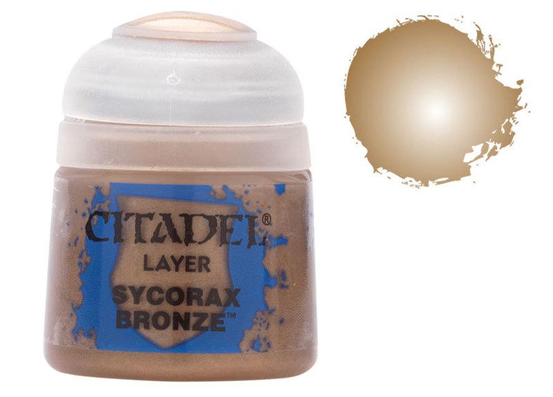 Citadel Layer: Sycorax Bronze image