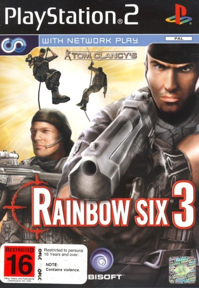 Tom Clancy's Rainbow Six 3 for PlayStation 2