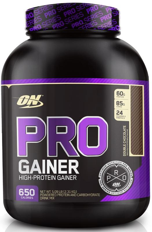 Optimum Nutrition Pro Complex 60 Gainer - Double Chocolate (2.3kg)