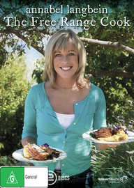 Annabel Langbein: The Free Range Cook (2 Disc Set) DVD