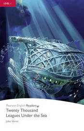 Level 1: 20,000 Leagues Under the Sea by Jules Verne image