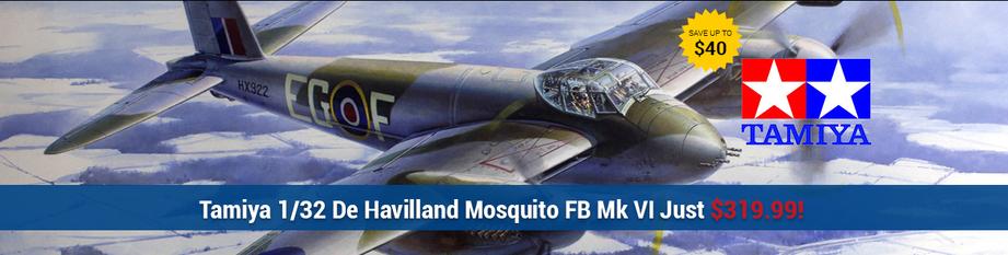 Tamiya Mosquito