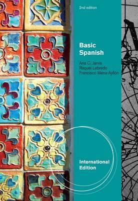Basic Spanish by Ana C Jarvis