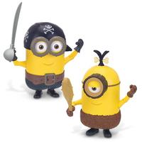 Minions: Build-A-Minion Pirate/CRO-Minion - Deluxe Action Figure
