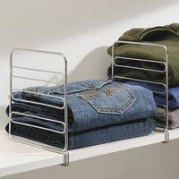 Interdesign Clarity Set of 2 Shelf Dividers