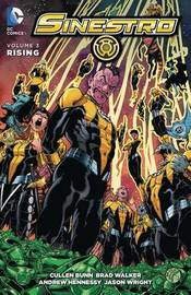 Sinestro TP Vol 3 by Cullen Bunn