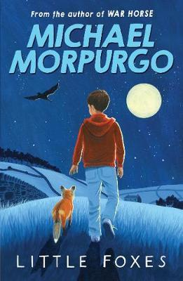Little Foxes by Michael Morpurgo image