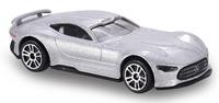 Majorette: Vision Gran Turismo Diecast Car (Grey)