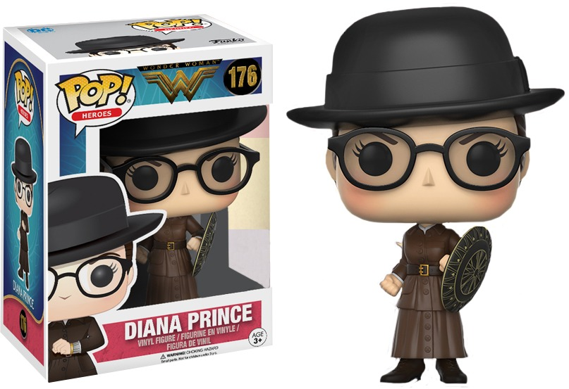 Wonder Woman Movie - Diana Prince Pop! Vinyl Figure image