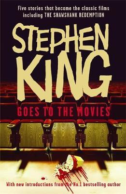 Stephen King Goes to the Movies by Stephen King image