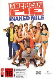 American Pie Presents The Naked Mile on DVD image