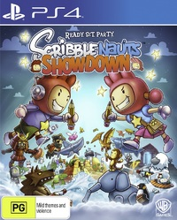 Scribblenauts Showdown for PS4