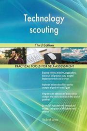 Technology Scouting Third Edition by Gerardus Blokdyk image