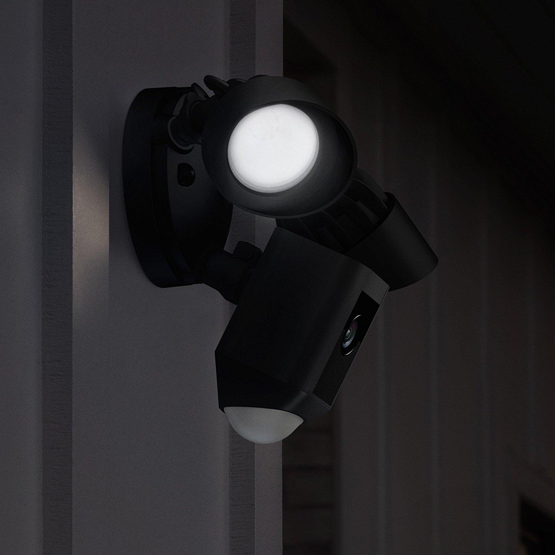 Ring: Floodlight Camera - Black image