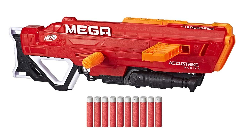 Nerf: N-Strike Mega - Thunderhawk Blaster image