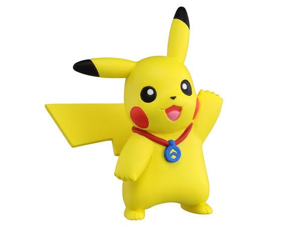 Pokemon: Moncolle EX Pikachu (Ultra Guardians) - PVC Figure