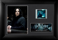 FilmCells: Mini-Cell Frame - Harry Potter (Deathly Hallows - Snape) image