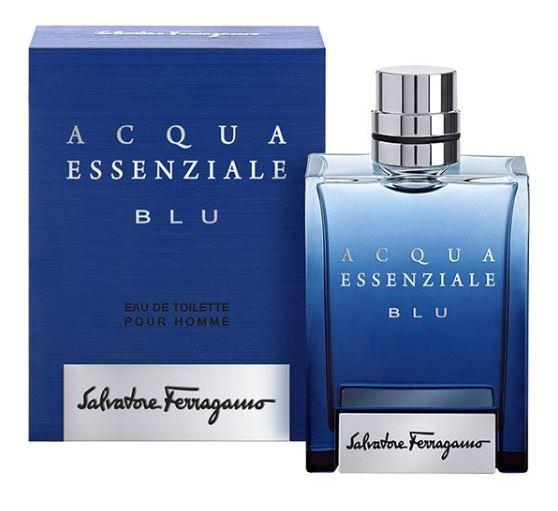 Salvatore Ferragamo Acqua Essenziale Blu Fragrance (100ml EDT)