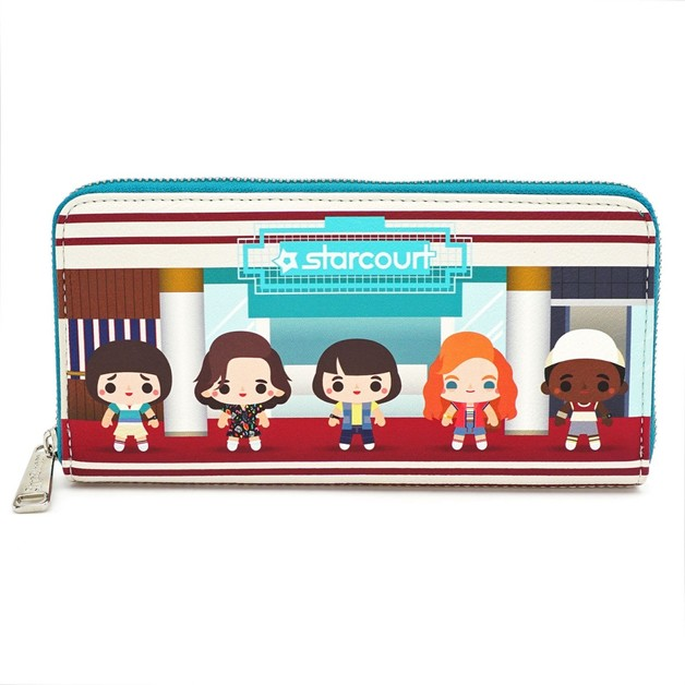 Loungefly: Stranger Things - Starcourt Chibi Purse