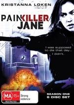 Painkiller Jane - Season 1 (6 Disc Set) on DVD