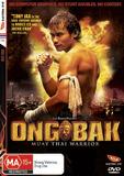 Ong Bak: Muay Thai Warrior DVD