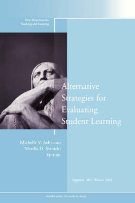 Alternative Strategies for Evaluating Student Learning by TL (Teaching and Learning)