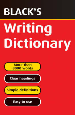 Black's Writing Dictionary by T.J. Hulme