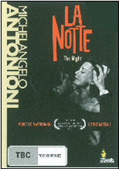 La Notte on DVD