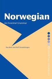 Norwegian: An Essential Grammar by Ase-Berit Strandskogen image
