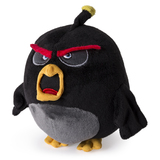 "Angry Birds: Bomb - 5"" Classic Plush"