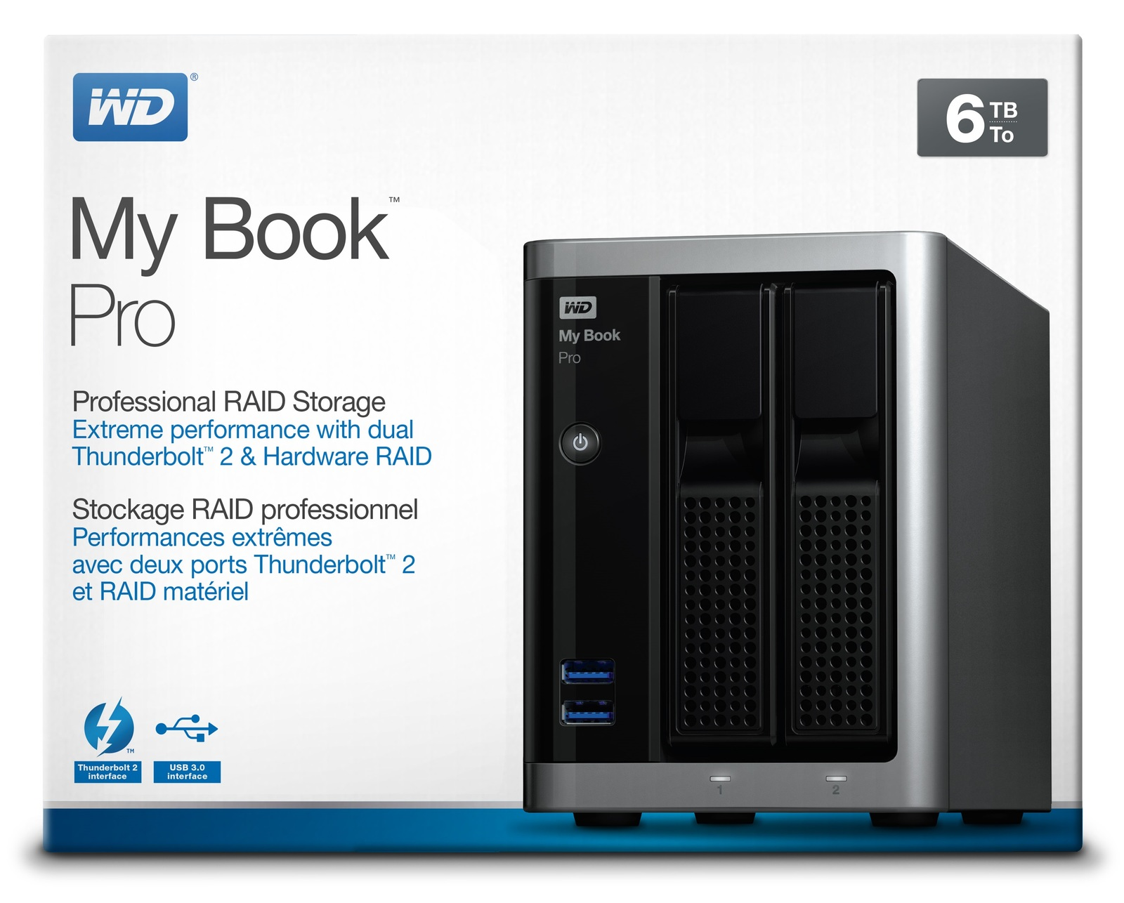 6tb Wd My Book Pro External Hdd At Mighty Ape Nz Usb 30 Harddisk Image
