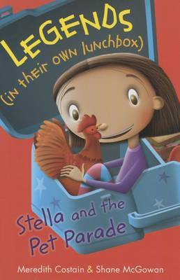 Stella and the Pet Parade by Meredith Costain