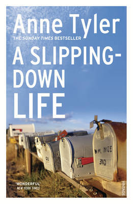 A Slipping Down Life by Anne Tyler