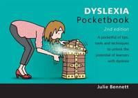 Dyslexia Pocketbook by Julie Bennett