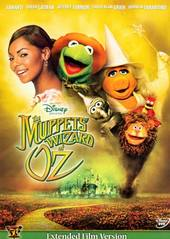 Muppets' Wizard Of Oz, The - Anniversary Edition on DVD