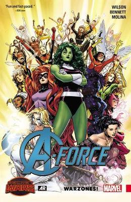A-force Volume 0: Warzones! Tpb by G. Wilson Willow