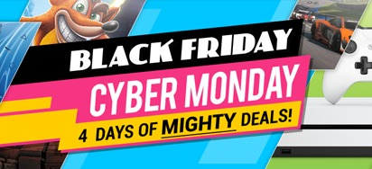 Black Friday - Cyber Monday Sale Event