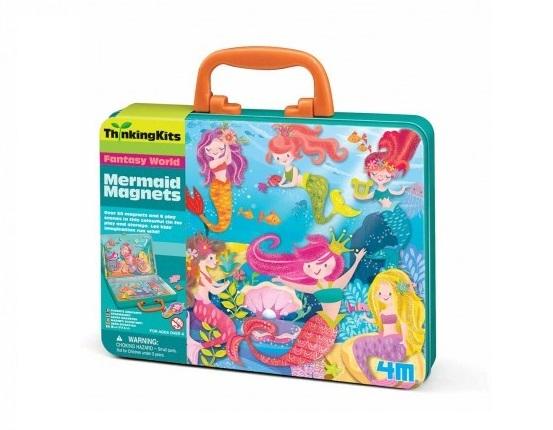 4M: Thinking Kit Mermaid Magnet Kit