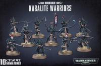 Warhammer 40,000 Drukhari Kabalite Warriors
