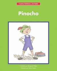 Pinocho by Margaret Hillert image