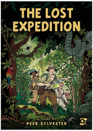 The Lost Expedition - Board Game