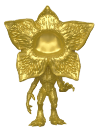 Stranger Things - Demogorgon (Metallic Gold) Pop! Vinyl Figure image