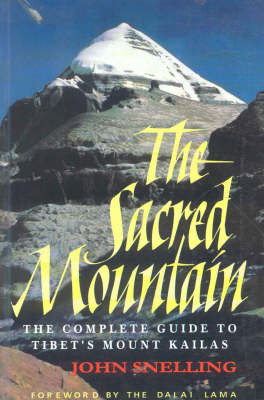 The Sacred Mountain by John Smelling image