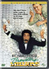 Brewster's Millions on DVD
