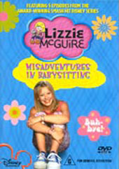 Lizzie McGuire Vol. 2 on DVD