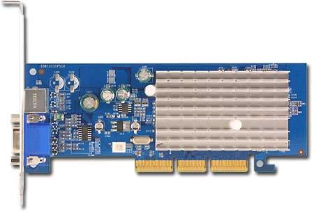Albatron Video Card MX4000EL 64MB DDR AGP TV OUT image