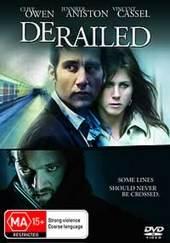 Derailed on DVD